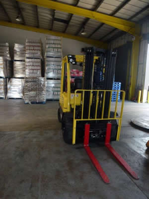 supply chain solution haydock warehouse image two