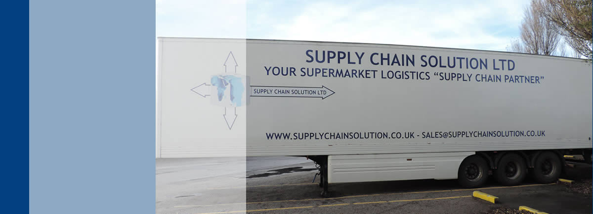 Supply Chain Solution, Ambient Supermarket Logistics services to